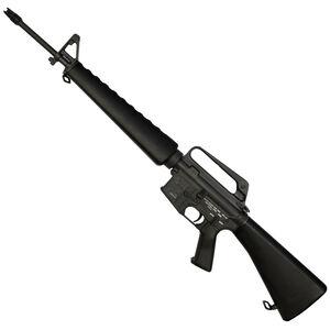 "Colt M16A1 Reissue AR-15 Semi Auto Rifle 5.56 NATO 20"" Barrel 20 Rounds A1 Fixed Sights Government A1 Pistol Grip Fixed Stock Black Furniture Matte Black/Gray Finish"