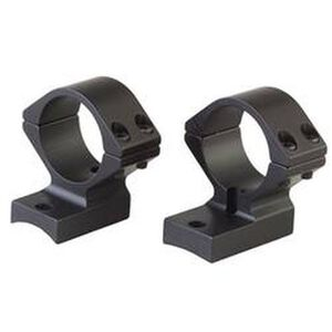 """Browning T-Bolt Integrated Scope Mount System 1"""" Tube Low Height Matte Black Finish 12338"""