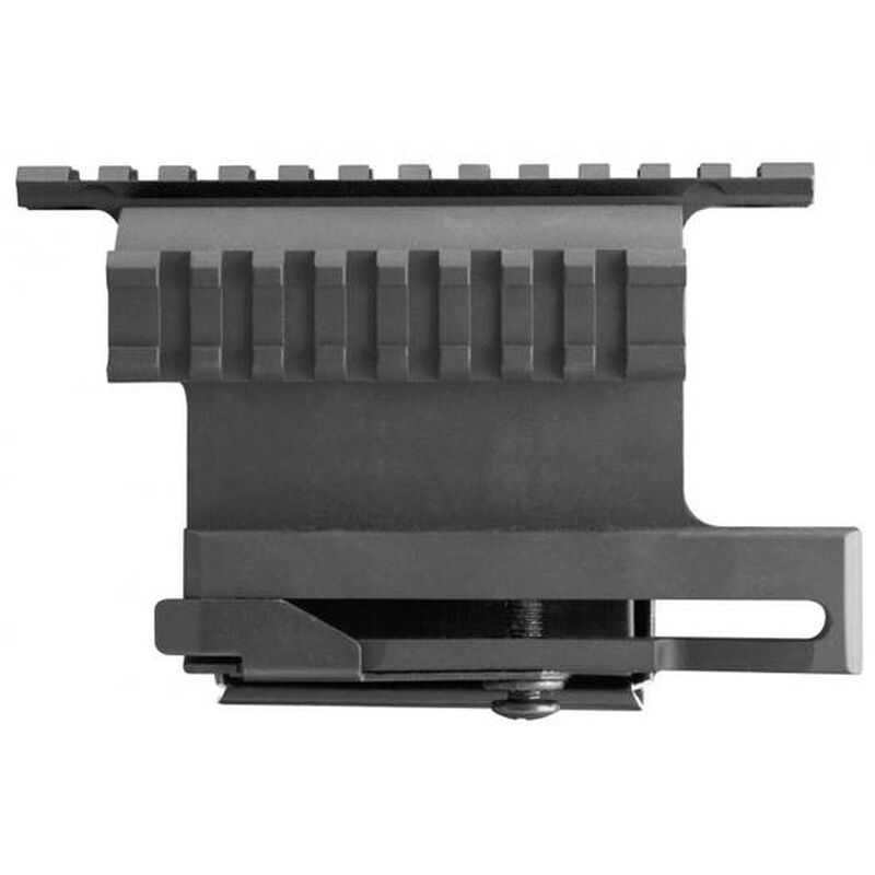 AIM Sports AK-47 Double Rail Side Mount with Quick Release