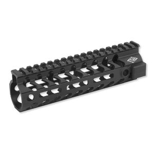 "YHM AR-15 SLM 7.3"" Free Float Hand Guard M-LOK Matte Black YHM-5270"