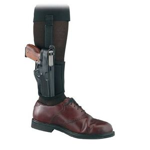 ANKLE HOLSTER PLUS GARTERGun: Glock 33 (