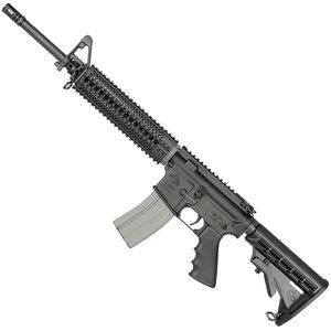 "Rock River LAR-15 Elite CAR A4 5.56 NATO AR-15 Semi Auto Rifle 30 Rounds 16"" Barrel Black"