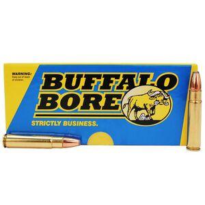 Buffalo Bore Heavy Rifle 35 Remington Ammunition 20 Rounds 220 Grain Jacketed Flat Nose 2200fps