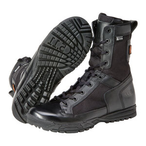 5.11 Tactical Skyweight Waterproof Sidezip Boot 10.5R Black