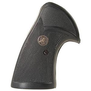 Pachmayr Presentation Grips Ruger New Model Super Blackhawk Rubber Black 3163