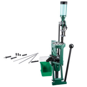 RCBS Pro Chucker 5 Progressive Reloading Press Aluminum/Steel Green 88910