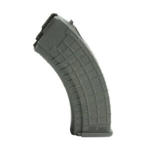 ProMag AK-47 7.62X39mm Magazine 30 Rounds Polymer Olive Drab AK-A3