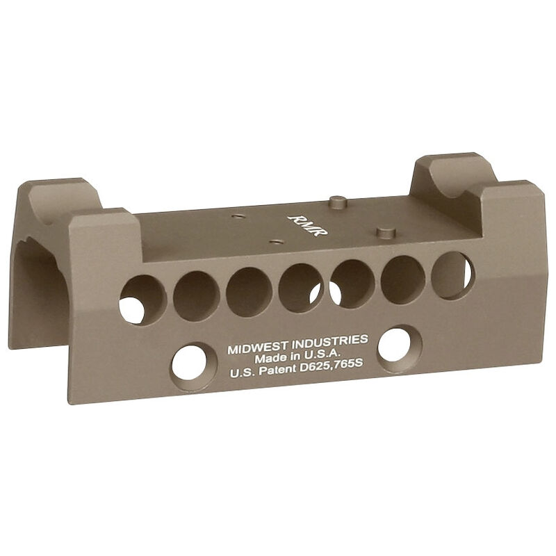 Midwest Industries AK-47/74 Trijicon RMR Topcover Earth