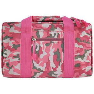 NcStar Discreet Pistol Case Full Sized Nylon Pink Camo