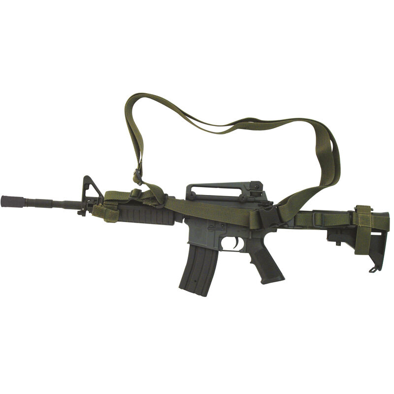 """5ive Star Gear RST-5S 3-Point Sling 1.5"""" Olive Drab"""