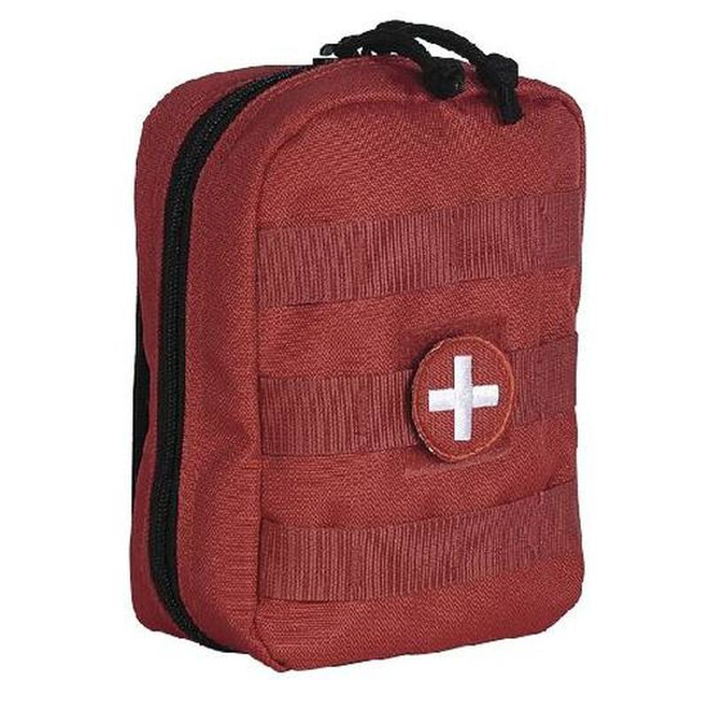 Voodoo Tactical MOLLE EMT/First Aid Pouch Nylon Red 15-958416000