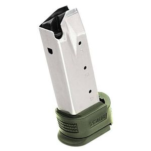 Springfield XD Sub-Compact Magazine 9mm Luger 16 Rounds Stainless Steel OD Green X-Tension XD0933