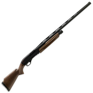 "Winchester SXP Trap Compact Pump Action Shotgun 12 Gauge 30"" Vent Rib Barrel 4 Rounds 3"" Chamber Wood Stock Matte Black 512297393"