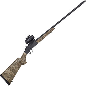 "Savage Stevens 301 Turkey XP .410 Bore Single Shot Break Action Shotgun 26"" Barrel 3"" Chamber with Red Dot Optic MOBL Camo Synthetic Stock Matte Black Finish"
