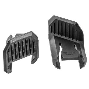 Command Arms Accessories Enhanced Thumb Rests for Micro Roni Conversion Kit Picatinny Rail Attachment Polymer Black CAA MCKTHR