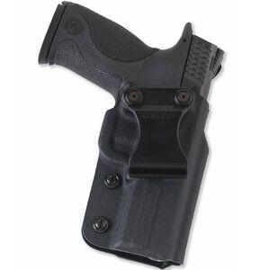 Galco Triton IWB Holster S&W J Frame Right Hand Kydex Black TR158