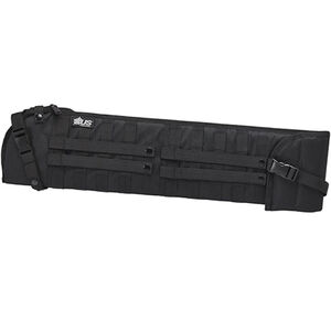 US Peacekeeper Shotgun Scabbard 29.5 to 34.4 Length 600 Denier Polyester Black