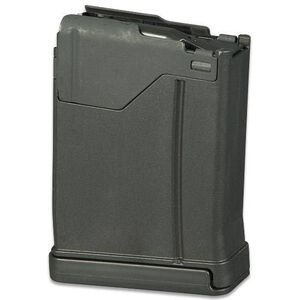 Lancer AR-15 L5 Advanced Warfighter Magazine .223 Rem/5.56 NATO 10 Rounds Polymer Opaque Black 999-000-2320-23