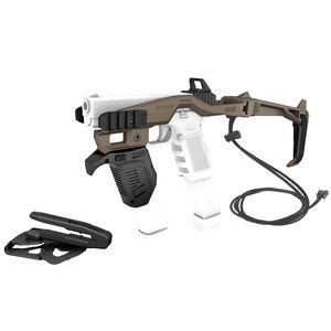 Recover Tactical 20/20N Stabilizer Kit for Standard Frame GLOCK Pistol Brace Tan
