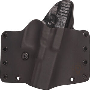 BlackPoint Tactical Standard Belt Holster For GLOCK 19/23/32 Right Hand Kydex Black 100101
