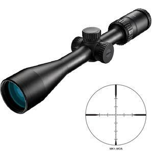 "Nikon Prostaff P5 4-16x42 Riflescope Non-Illuminated MK1-MOA Reticle 1"" Tube .25 MOA Adjustable Parallax Matte Black"