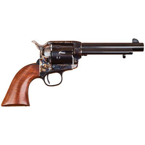 "Cimarron Model P Revolver .357 Mag 5.5"" Barrel 6 Rounds Case Hardened Frame Walnut Grip Standard Blue"