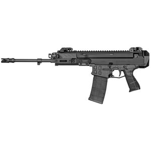 "CZ Bren 2 Ms 5.56 NATO Semi Auto Pistol 14"" Barrel 30 Rounds AR-15 Magazine Compatible Aluminum Upper/Polymer Lower Matte Black Finish"
