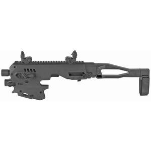 CAA MCK Advanced G2 Kit Fits GLOCK 17/19/45 with Pistol Brace Black