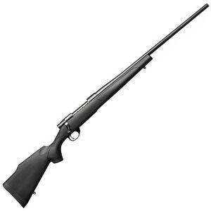 """Weatherby Vanguard Select .30-06 Springfield Bolt Action Rifle 24"""" Barrel 3 Rounds Monte Carlo Synthetic Stock Matte Blued Finish"""