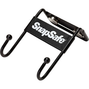 SnapSafe Magnetic Safe Hook Black
