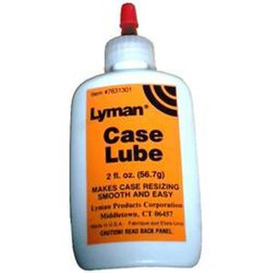 Lyman Case Lube 2 oz Bottle