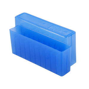 Frankford Arsenal #210 .270 Win, .30-06 Spfld Ammo Box 20 Round Plastic Blue 184625