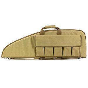 "VISM Single Rifle Soft Case 36"" PVC Material Tan CVT2907-36"