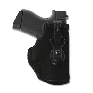 Galco Tuck-N-Go IWB Holster Fits SIG P320 Compact/Carry Ambidextrous Leather Black
