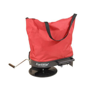 Whitetail Institute Earthway 25lb Over The Shoulder Seed Spreader