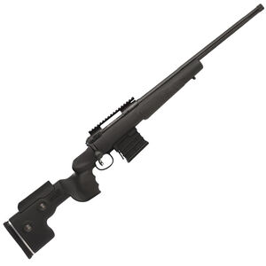 "Savage 10GRS Bolt Action Rifle 308 Win 20"" Heavy Fluted Threaded Barrel 10 Rounds AccuTrigger GRS Adjustable Stock Matte Black"