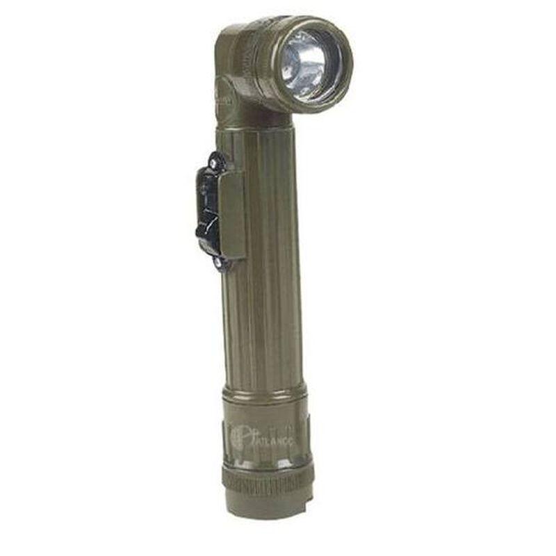 Tru-Spec Field Gear Mini Anglehead Flashlight Black 4632000