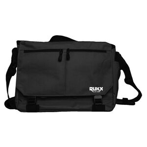 American Tactical Imports RUKX Gear Discrete Business Bag With Concealed Pistol Pocket 600D Polyester Black
