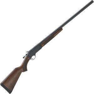 "Henry Repeating Arms 12 Gauge Single Shot Break Action Shotgun 28"" Barrel 1 Round Brass Bead Front Sight Walnut Stock Blued Finish"