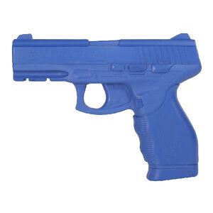 Rings Manufacturing BLUEGUNS Taurus 24/7 Handgun Replica Weighted Training Aid Blue