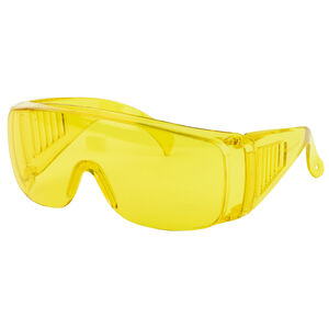 Radians Coveralls Over-Your-Prescription Eyewear Safety Glasses Amber