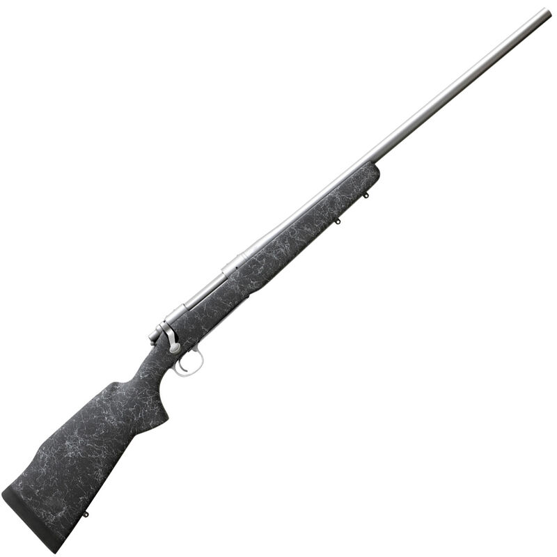 """Remington 700 Long Range Bolt Action Rifle .300 Remington Ultra Magnum 26"""" Stainless Steel Barrel 3 Rounds M40 Synthetic Stock"""