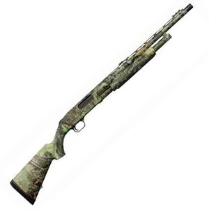 "Mossberg 500 Grand Slam Turkey Pump Action Shotgun 12 Gauge 3"" Chamber 20"" Barrel 5 Rounds Synthetic Stock Mossy Oak Obsession 52280"