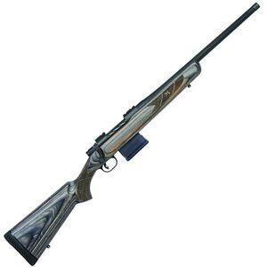 "Mossberg MVP Predator Bolt Action Rifle 7.62 NATO/308 Win 18.5"" Threaded Barrel 10 Rounds Laminate Stock Blued"