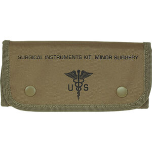 Voodoo Tactical Empty Surgical Kit Pouch Nylon Coyote 15-7688007000
