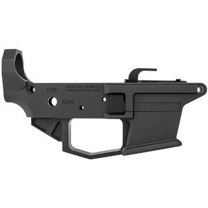 Angstadt Arms 1045 Pistol Caliber AR-15 Lower Receiver 10mm/.45 ACP Billet Aluminum Anodized Black