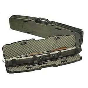 "Plano Pro-Max Side By Side Scoped Rifle Case 53"" Black 151200"
