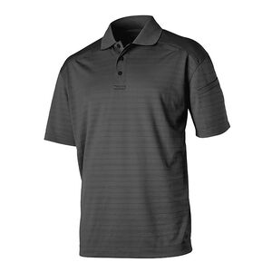 BLACKHAWK! Cool React Men's Polo Shirt Small Black