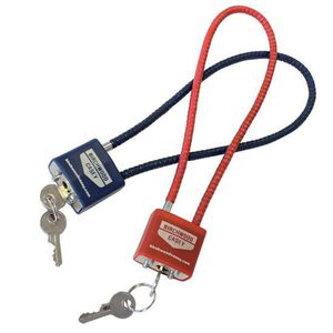 Birchwood Casey Cable Lock Red