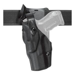 Safariland 6365 ALS/SLS Retention Duty Holster Left Hand Fits GLOCK 17/22 Low Ride Level III Retention STX Tactical Finish Black